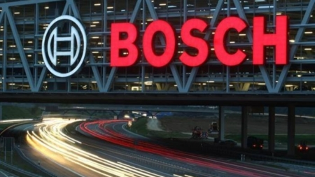 Bosch Limited reports double-digit growth