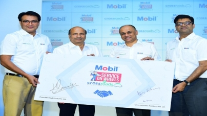 ExxonMobil partners with Crossroads in Delhi/NCR