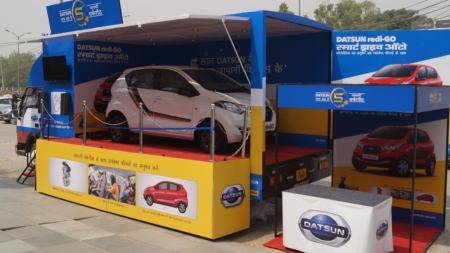 Datsun celebrates 5th Global Anniversary in India