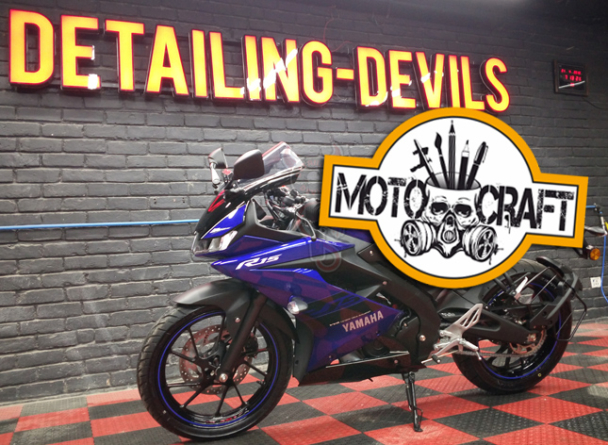 Detailing Devils hosts first ever 'Moto Craft Fest 2018' held in India