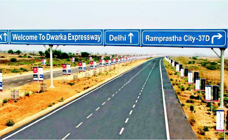 Dwarka Expressway Enabling Infrastructure Development for Gurugram