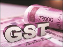 GST Revenue collection Crosses One Lakh Crore Mark