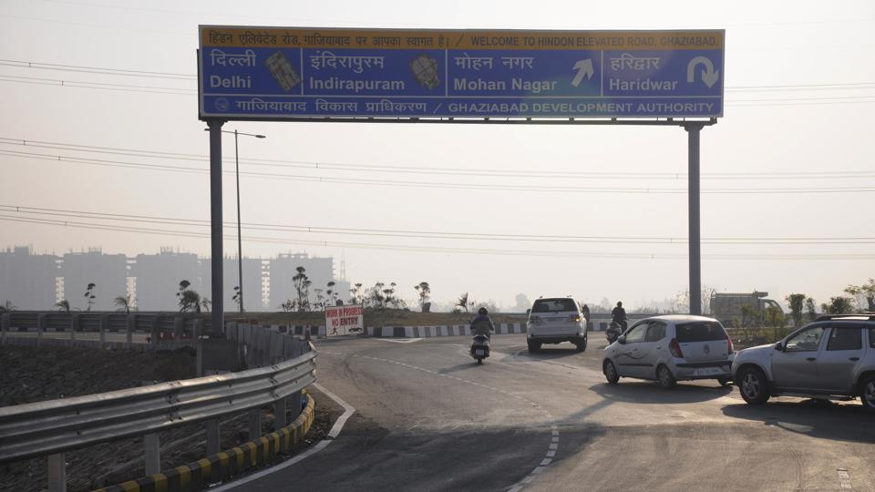 Hindon Elevated Road Gives Boost to Real Estate Development in Ghaziabad