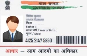 don't cross for plastic Aadhaar playing cards, it is able to reveal your private statistics: executive