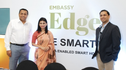 Embassy Group Launches a Smart Lifestyle Project – Embassy Edge