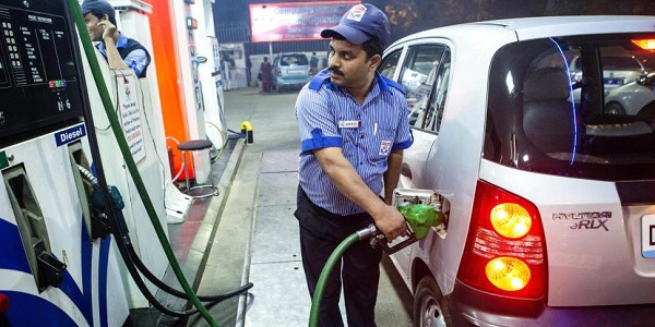 Petrol, Diesel Prices Finally Down after 16 Days of Rise