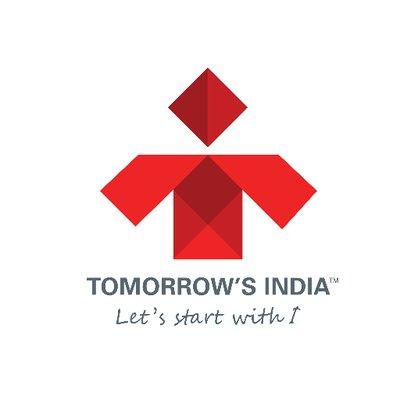 Tomorrow's India initiates #LetsStartWithI campaign