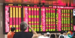 Down $1 trillion, China stocks close to the represent the moment of truth level