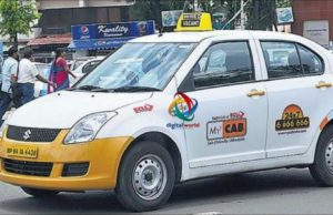 Business driving permit not required for taxis, cars