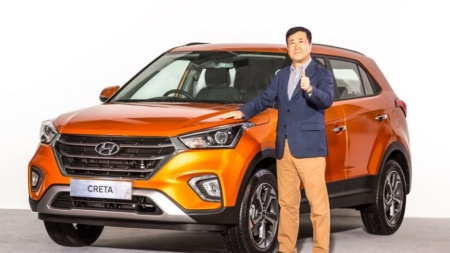 Hyundai Creta Facelift Launched in India; cosmetic updates in SUV while mechanical specs remain same