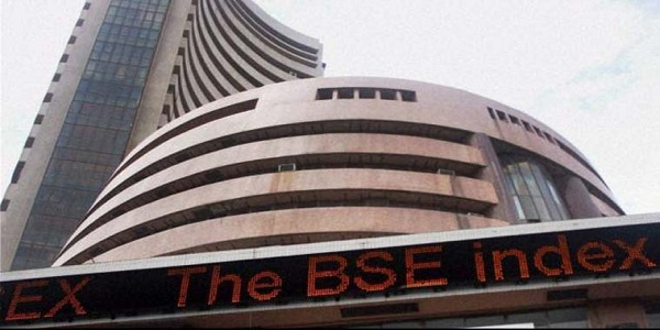 Sensex hit two-week high as it surges 416 points