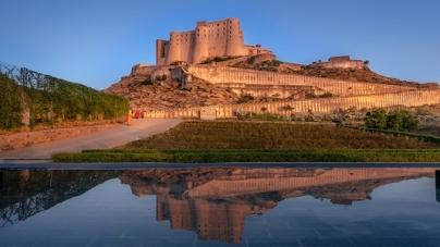 Alila Fort Bishangarh clinched U.S. Hospitality Design's 'Best Restoration Award'