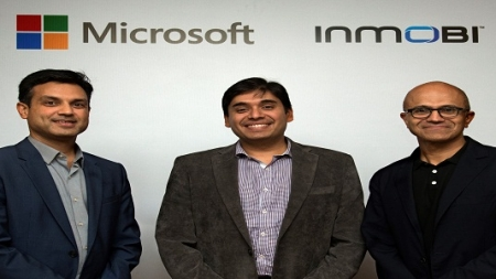 InMobi Forms Strategic Partnership with Microsoft