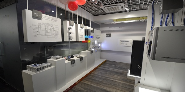 Another look at Innoval Experiential Center in Lucknow by Legrand India