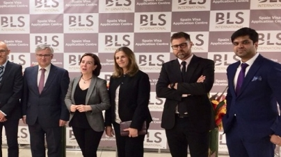 BLS International inaugurates Spain Visa Application Center in Moscow, Russia