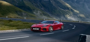 Bookings of the new Jaguar F-Type SVR Begin