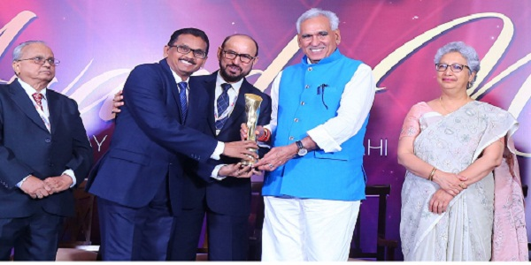 C.R.I. conferred the EEPC Export Award for the 14th time