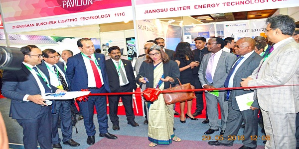 NTPC Showcased India Power Potential at 7th Power and Energy Africa 2018