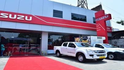 Isuzu Motors India expands its network in Uttar Pradesh