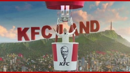 KFC's founder Colonel Sanders visits India; introduces chicken lovers to 'KFC Land'