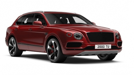 The All-New Bentley Bentayga V8 Launched in India