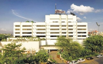 The Connaught hotel acquired by Taj Group in NDMC auction