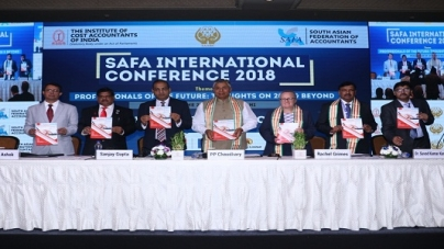 SAFA International Conference 2018 organized by ICAI and SAFA