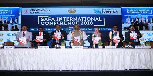 SAFA International Conference 2018 organized by ICAI and SAFA