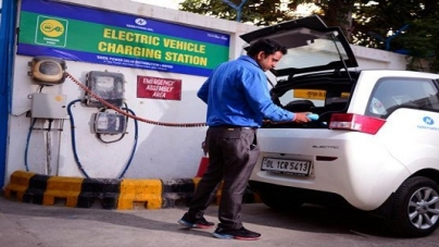 'Breathe India' initiative to fuel EVs growth and reduce huge carbon emissions: SMEV
