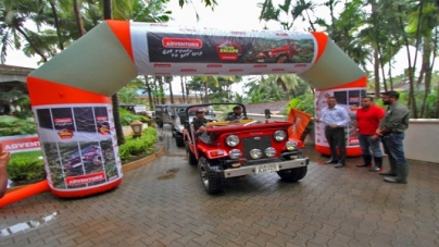 149th Mahindra Great Escape concludes successfully in Goa