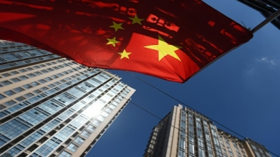 6.8 per cent growth recorded in China's GDP