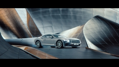 Bentley Premiers New Film to Celebrate 100 Years