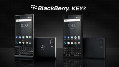 BlackBerry Launches Key2 in India, Will be Available on Amazon from July 31