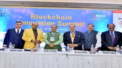 Blockchain technology to yield fruitful results for the common man says UP Finance Minister