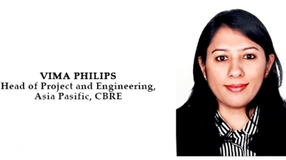 CBRE Appoints Vima Philips as Head of Product and Engineering, Asia Pacific