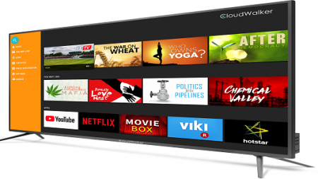 CloudWalker launches Cloud TV X2, Prices starting at Rs 14,990