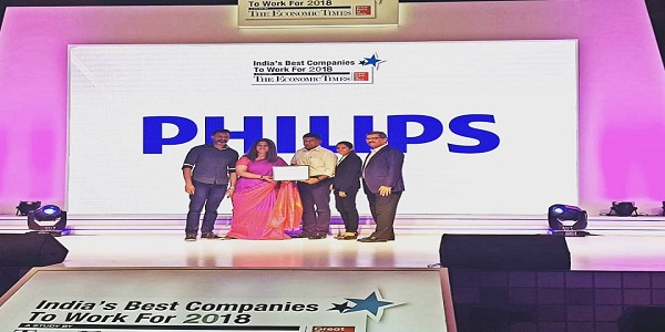 Philips Lighting India named one of India's Best Companies to Work For