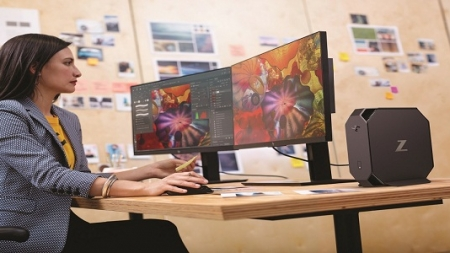 HP Unveils World's Most Powerful Entry Workstations