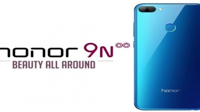 Honor 9N To Be Exclusively Available on Flipkart