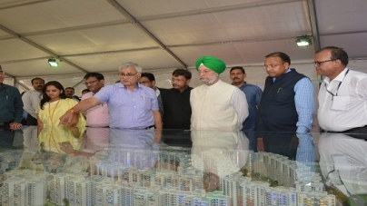 Housing Ministry Hands Over 210 Type II Redeveloped GPRA Flats to Allottees
