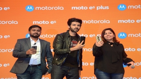 Motorola Launches Moto e5 Plus and Moto e5; Exclusively Available at Amazon.in