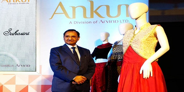 Latest Collection of Multi-Fibre Fabrics for Womenswear by Ankur Textiles