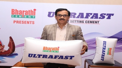 Vicat Group Launches Fast Setting 'BharathiUltraFast Cement'