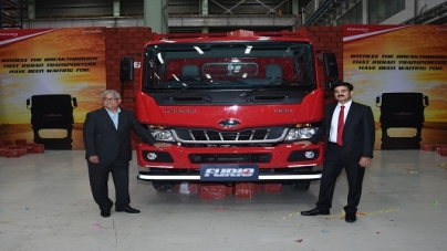 Mahindra unveils FURIO, a new range of Intermediate Commercial Vehicles