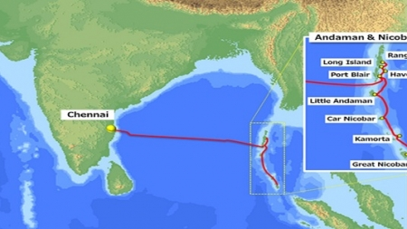 NEC to Build Submarine Cable System between Chennai and the Andaman & Nicobar Islands
