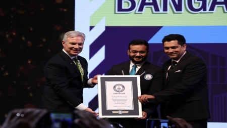 Herbalife Nutrition India Sets new GUINNESS WORLD RECORDS®