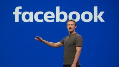 Shares of Facebook Plunge by 21 per cent