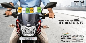 TVS Motor Company announces 'Kargil Calling– Ride for the Real Stars'