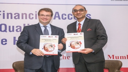 USAID and DHFL Sign $10 million Loan Guarantee to Improve Healthcare in Urban India