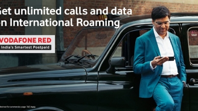 Vishwanathan Anand to endorse Vodafone Red's latest postpaid plans